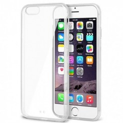 Cache REMAX pour iphone 6 Silicone - Tansparent