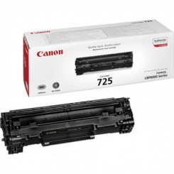 Toner Laser Canon 725 Noir