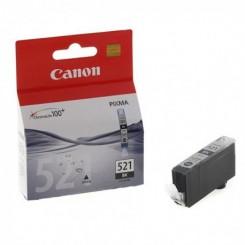 Cartouche d'encre Noir Canon CLI-521N
