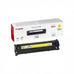 Toner Laser Canon 716 - Jaune