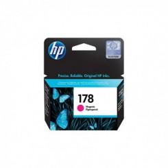 Cartouche d'encre HP 178 - Magenta (CB319HE)