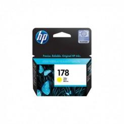 Cartouche d'encre HP 178 - Jaune (CB320HE)