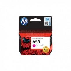 Cartouche d'encre HP 655 - Magenta (CZ111AE)