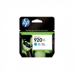 Cartouche d'encre HP 920XL - Cyan (CD972AE)