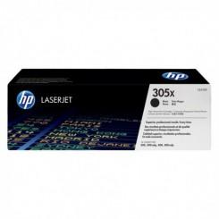 Toner laser HP 305X Noir (CE410X)