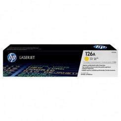 Toner laser HP 126A Jaune (CE312A)