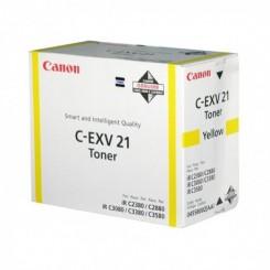 Toner Laser Canon C-EXV21 Jaune