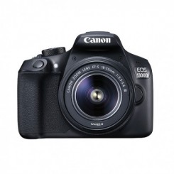 Reflex Canon EOS 1300D + Objectif 18-55mm IIIDC