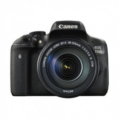 Reflex Canon EOS 750D + Objectif 18-55mm IS STM