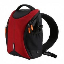 Mini Sac à dos - Vanguard OSLO 37 BY Rouge et Noir