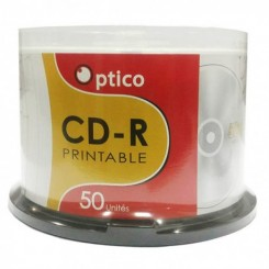 CD-R 700MB 52X SPINDLE IMPRIMABLE - OPTICO