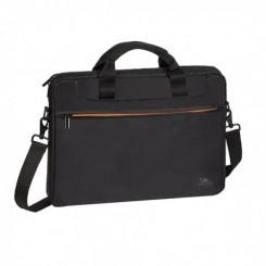 Sacoche pour ordinateurs portables BAG 15.6 pouces RIVACASE 8033 - Noir