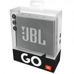 JBL GO Enceinte bluetooth portable - Gris