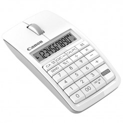 Calculatrice SOURIS CANON X MARK 1 - BLANC