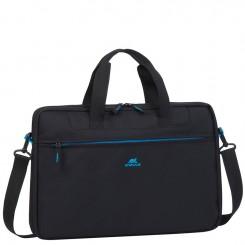 """Sacoche RIVACASE 8037 Pour PC portables 15.6"""" - Noir"""