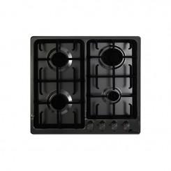 Plaque de cuisson Mont Blanc PCBT60/4 Vitrée - Noir