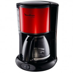 Cafetiere SUBITO MOULINEX 15TAS RED FG360D