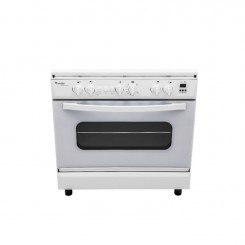 Cuisiniére 60 cm - 4 feux - Condor - F4500W - Blanc