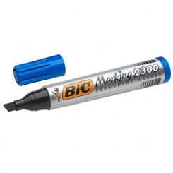 Markeur Permanent Bic 2300 - Bleu
