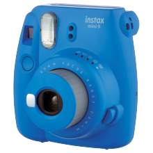 Appareil photo Instax mini 9 Fujifilm Blue