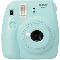 Appareil photo Instax mini 9 Fujifilm Ice Blue