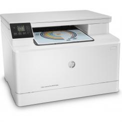 Imprimante Multifonction Laser 3en1 HP Color LaserJet Pro M180n - Couleur Réseau