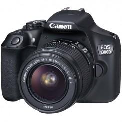 Reflex Canon EOS 1300D + Objectif 18-55mm II IS