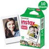 Papier photo mini FUJIFILM Instax Paquet de 10F