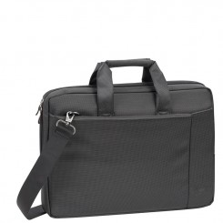 Sacoche pour ordinateurs portables 15.6 pouces RIVACASE 8231 - Black