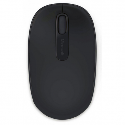 Souris sans fil Microsoft Wireless Mobile 1850 / Noir