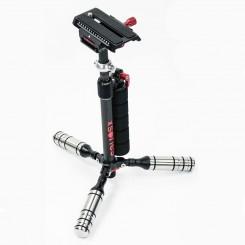 XSories stabilisateur portable X-Steady Support pour caméscope - Noir