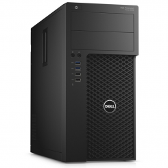 Pc de bureau Dell Precision Tower 3620 -XEON E3 - 16Go DDR4 - HDD 1To+256Go SSD