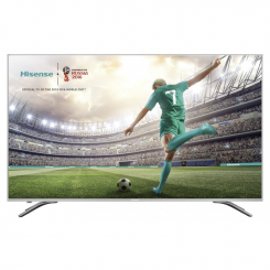 """TV Smart HISENSE 55"""" Android - UHD 4K - Wifi avec Récepteur intégré"""