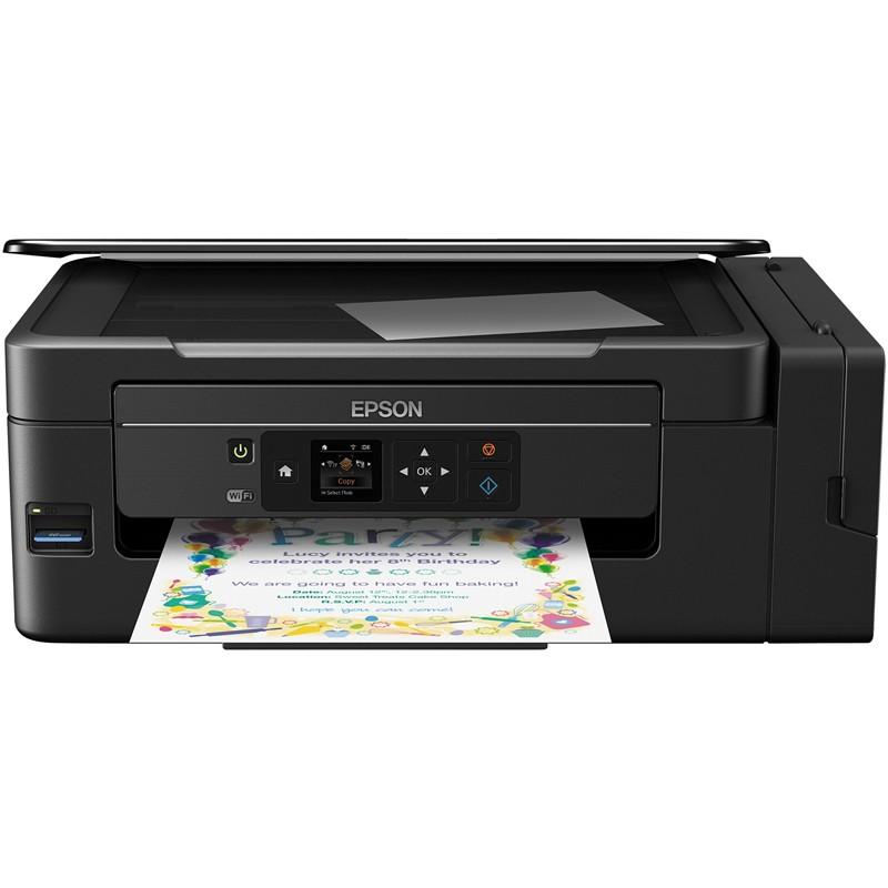 Imprimante Jet d'encre EPSON ECOTANK ITS L3070 Couleur 3en1 - Wifi