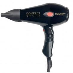 Sèche-cheveux professionnel AC avec ioniseur Beper 40.401 - 2000W