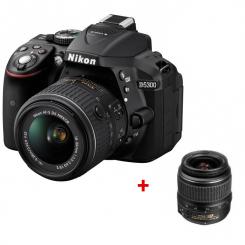 Reflex Nikon D5300 + Objectif Nikkor 18-55MM + Sacoche