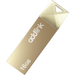 Flash Disque 16Go USB 2.0 Addlink U10 - Champagne