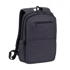 Sac à dos pour ordinateurs portables 15.6 pouces RIVACASE 7760 - Noir