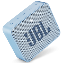 JBL GO 2 Mini Enceinte bluetooth portable - Cyan