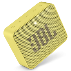 JBL GO 2 Mini Enceinte bluetooth portable - Jaune