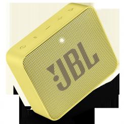 JBL GO 2 Mini Enceinte bluetooth portable - Jaune