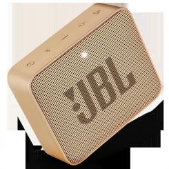 JBL GO 2 Mini Enceinte bluetooth portable - champagne
