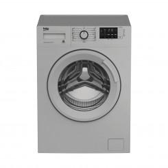 Machine à laver Frontale BEKO - 8 Kg - WTV 8612XSS - Silver