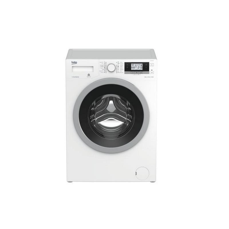 Machine à laver Frontale BEKO - 8 Kg - WTV 8612XSW - Blanche