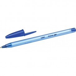 Stylo BIC Cristal Soft 1.2mm / Bleu
