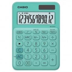 Calculatrice de bureau Casio - MS-20UC - Vert