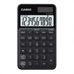 Calculatrice de bureau Casio - SL-310-UC - Noir