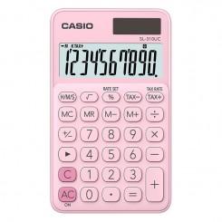 Calculatrice de bureau Casio - SL-310-UC - Rose clair