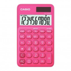 Calculatrice de bureau Casio - SL-310-UC - Rose