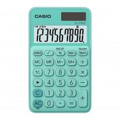 Calculatrice de bureau Casio - SL-310-UC - Vert